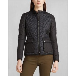 Belstaff Randall Quilted Shell Jacket 46